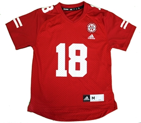 Adidas Youth Huskers 18 Home Jersey Nebraska Cornhuskers, Nebraska  Kids Jerseys, Huskers  Kids Jerseys, Nebraska  Youth, Huskers  Youth, Nebraska Adidas Youth Huskers 18 Home Jersey, Huskers Adidas Youth Huskers 18 Home Jersey