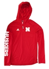Adidas Youth Huskers Training Quarter Zip Nebraska Cornhuskers, Nebraska  Youth, Huskers  Youth, Nebraska Red LS Training 14 Zip Adi, Huskers Red LS Training 14 Zip Adi
