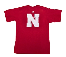 Adidas Youth Nebraska N GoTo Tee Nebraska Cornhuskers, Nebraska  Youth, Huskers  Youth, Nebraska  Kids, Huskers  Kids, Nebraska Adidas Youth Nebraska N GoTo Tee, Huskers Adidas Youth Nebraska N GoTo Tee