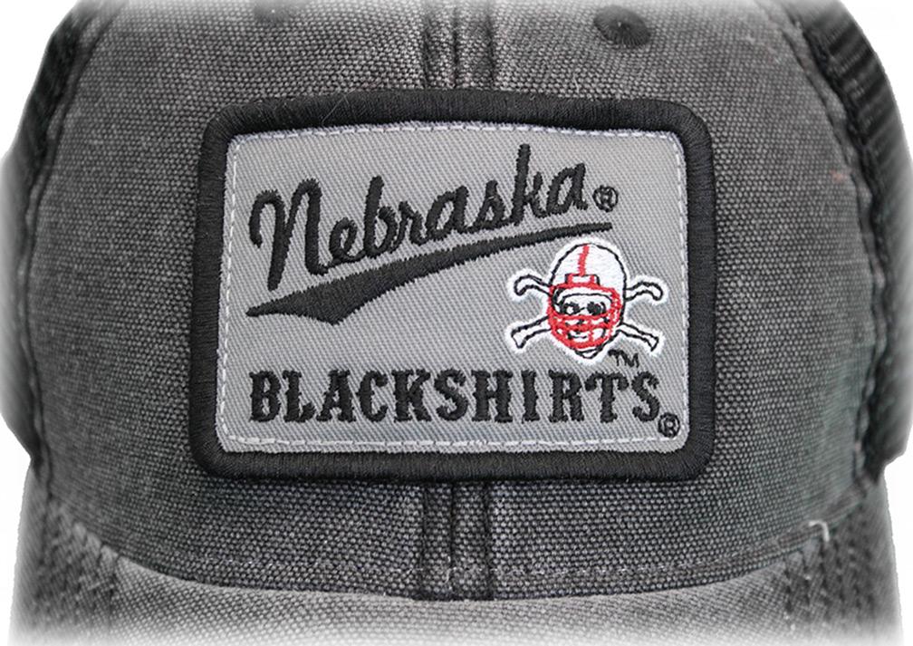 Blackshirts Patch Dashboard Trucker Cap