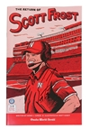 Coach Frost Autographed Huskers Comic Book Nebraska Cornhuskers, husker football, nebraska cornhuskers merchandise, husker merchandise, nebraska merchandise, husker memorabilia, husker autographed, nebraska cornhuskers autographed, Scott Frost autographed, Scott Frost signed, Scott Frost collectible, Scott Frost, nebraska cornhuskers memorabilia, nebraska cornhuskers collectible, Scott Frost Autographed Football