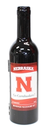 Cornhuskers Beverage Accessory Kit Nebraska Cornhuskers, Nebraska  Kitchen & Glassware, Huskers  Kitchen & Glassware, Nebraska  Tailgating, Huskers  Tailgating, Nebraska Beverage Accessory Kit FG, Huskers Beverage Accessory Kit FG