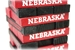 Cornhuskers Table Top Stackers Game - GR-C7004