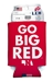 Go Big Red Can Cooler - GT-B8551