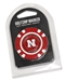 Nebraska Logo Golf Ball Marker - GF-74501