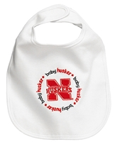 Husker N Two Pack Bib Set Nebraska Cornhuskers, Nebraska Kids, Huskers Kids, Nebraska  Infant, Huskers  Infant, Nebraska  Kids, Huskers  Kids, Nebraska Husker N Two Pack Bib Set, Huskers Husker N Two Pack Bib Set