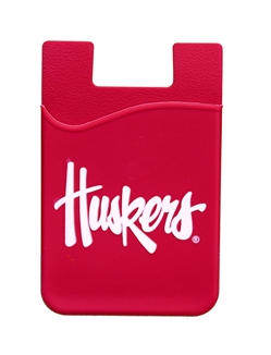 Huskers Cell Wallet Nebraska Cornhuskers, Nebraska  Ladies, Huskers  Ladies, Nebraska  Ladies Accessories, Huskers  Ladies Accessories, Nebraska  Mens Accessories, Huskers  Mens Accessories, Nebraska  Mens, Huskers  Mens, Nebraska Huskers Cell Wallet , Huskers Huskers Cell Wallet