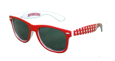 Huskers Wayfarer Sunglasses Nebraska Cornhuskers, Nebraska  Mens Accessories, Huskers  Mens Accessories, Nebraska  Ladies Accessories, Huskers  Ladies Accessories, Nebraska  Ladies, Huskers  Ladies, Nebraska  Mens, Huskers  Mens, Nebraska Huskers Wayfarer Sunglasses, Huskers Huskers Wayfarer Sunglasses