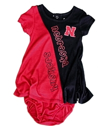 Infant Girls Huskers Gazoo Dress Nebraska Cornhuskers, Nebraska  Infant, Huskers  Infant, Nebraska Infant Girls Huskers Gazoo Dress, Huskers Infant Girls Huskers Gazoo Dress