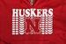 Kids Huskers Repeat LS Jersey Hoodie - CH-D7057