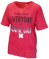 Ladies Everyday Husker Gameday Tee Nebraska Cornhuskers, Nebraska  Ladies Tops, Huskers  Ladies Tops, Nebraska  Ladies T-Shirts , Huskers  Ladies T-Shirts , Nebraska  Ladies , Huskers  Ladies , Nebraska Ladies Everyday Husker Gameday Tee, Huskers Ladies Everyday Husker Gameday Tee