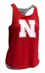 Ladies Mona Lisa Reversible Nebraska Tank Nebraska Cornhuskers, Nebraska  Ladies Tops, Huskers  Ladies Tops, Nebraska  Ladies T-Shirts, Huskers  Ladies T-Shirts, Nebraska  Tank Tops, Huskers  Tank Tops, Nebraska Ladies Mona Lisa Reversible Nebraska Tank, Huskers Ladies Mona Lisa Reversible Nebraska Tank