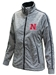 Ladies Nebraska Antigua Golf Jacket - AW-C2070
