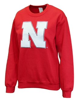 Ladies Nebraska N Crew Nebraska Cornhuskers, Nebraska  Crew, Huskers  Crew, Nebraska  Ladies, Huskers  Ladies, Nebraska  Ladies Sweatshirts, Huskers  Ladies Sweatshirts, Nebraska Ladies Nebraska N Crew, Huskers Ladies Nebraska N Crew