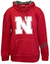Ladies Nebraska Sleeve Synchro Pullover Hood Nebraska Cornhuskers, Nebraska  Ladies Sweatshirts, Huskers  Ladies Sweatshirts, Nebraska  Ladies, Huskers  Ladies, Nebraska  Hoodies, Huskers  Hoodies, Nebraska Red W Synchro Pullover Hoodie Col, Huskers Red W Synchro Pullover Hoodie Col