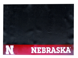 N Huskers Heavy Duty Grill Mat Nebraska Cornhuskers, Nebraska  Tailgating, Huskers  Tailgating, Nebraska  Summer Fun, Huskers  Summer Fun, Nebraska  Patio, Lawn & Garden , Huskers  Patio, Lawn & Garden , Nebraska University of Nebraska Grillmat, Huskers University of Nebraska Grillmat