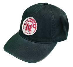 Nebraska 1869 Patch Twill - Black Nebraska Cornhuskers, Nebraska  Mens Hats, Huskers  Mens Hats, Nebraska  Mens Hats, Huskers  Mens Hats, Nebraska Nebraska 1869 Patch Twill - Black, Huskers Nebraska 1869 Patch Twill - Black
