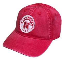 Nebraska 1869 Patch Twill - Red Nebraska Cornhuskers, Nebraska  Mens Hats, Huskers  Mens Hats, Nebraska  Mens Hats, Huskers  Mens Hats, Nebraska Nebraska 1869 Patch Twill - Red, Huskers Nebraska 1869 Patch Twill - Red