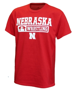 Nebraska Grappling Tee - Red Nebraska Cornhuskers, Nebraska  Other Sports, Huskers  Other Sports, Nebraska  Mens T-Shirts, Huskers  Mens T-Shirts, Nebraska  Mens, Huskers  Mens, Nebraska  Short Sleeve, Huskers  Short Sleeve, Nebraska Nebraska Grappling Tee - Red, Huskers Nebraska Grappling Tee - Red