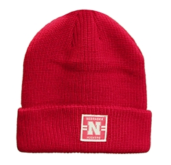 Nebraska Huskers Incline Cuffed Knit Nebraska Cornhuskers, Nebraska  Mens Hats, Huskers  Mens Hats, Nebraska  Mens Hats, Huskers  Mens Hats, Nebraska Nebraska Huskers Incline Cuffed Knit, Huskers Nebraska Huskers Incline Cuffed Knit