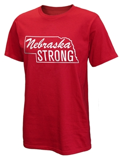 Nebraska Strong Give-Back Tee Nebraska Cornhuskers, Nebraska  Mens, Huskers  Mens, Nebraska  Short Sleeve, Huskers  Short Sleeve, Nebraska  Mens T-Shirts, Huskers  Mens T-Shirts, Nebraska Nebraska Strong Give-Back Tee, Huskers Nebraska Strong Give-Back Tee