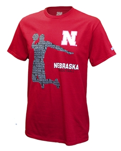 Nebraska Word Game Basketball Tee Nebraska Cornhuskers, Nebraska  Basketball, Huskers  Basketball, Nebraska  Mens T-Shirts, Huskers  Mens T-Shirts, Nebraska  Mens, Huskers  Mens, Nebraska  Short Sleeve, Huskers  Short Sleeve, Nebraska Nebraska Word Game Basketball Tee, Huskers Nebraska Word Game Basketball Tee