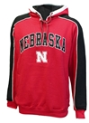 Nebraska Thriller Pullover Fleece Hoodie Nebraska Cornhuskers, Nebraska  Mens Sweatshirts, Huskers  Mens Sweatshirts, Nebraska  Mens, Huskers  Mens, Nebraska  Hoodies, Huskers  Hoodies, Nebraska Red Thriller Pullover Fleece Hoodie Col, Huskers Red Thriller Pullover Fleece Hoodie Col