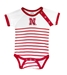 Striped Nebraska Onesie - CH-D7067