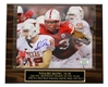 Suh Signed Sacked McCoy Plaque Nebraska Cornhuskers, husker football, nebraska cornhuskers merchandise, husker merchandise, nebraska merchandise, husker memorabilia, husker autographed, nebraska cornhuskers autographed, nebraska cornhuskers memorabilia, nebraska cornhuskers collectible, Autographed Suh Action Shot