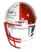 Switzer and Osborne Hall of Fame Rivals NU OU Options Helmet - OK-C2000