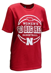 Womens Basketball GBR Tee Nebraska Cornhuskers, Nebraska  Ladies T-Shirts, Huskers  Ladies T-Shirts, Nebraska  Ladies, Huskers  Ladies, Nebraska  Short Sleeve, Huskers  Short Sleeve, Nebraska  Mens T-Shirts, Huskers  Mens T-Shirts, Nebraska  Mens, Huskers  Mens, Nebraska Womens Basketball GBR Tee, Huskers Womens Basketball GBR Tee