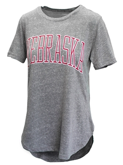 Womens Bell Lap Nebraska Knobi Tee Nebraska Cornhuskers, Nebraska  Ladies T-Shirts, Huskers  Ladies T-Shirts, Nebraska  Ladies, Huskers  Ladies, Nebraska  Short Sleeve, Huskers  Short Sleeve, Nebraska Womens Bell Lap Nebraska Knobi Tee, Huskers Womens Bell Lap Nebraska Knobi Tee
