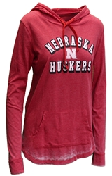 Womens Huskers LS Burnout Jersey Hoodie Tee Nebraska Cornhuskers, Nebraska  Ladies T-Shirts, Huskers  Ladies T-Shirts, Nebraska  Ladies, Huskers  Ladies, Nebraska  Long Sleeve, Huskers  Long Sleeve, Nebraska Womens Huskers LS Burnout Jersey Hoodie Tee, Huskers Womens Huskers LS Burnout Jersey Hoodie Tee