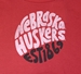 Womens Nebraska Huskers 1869 Retro Scoop - AT-C5132