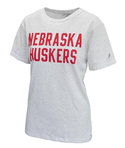 Womens Nebraska Huskers All American Tee Nebraska Cornhuskers, Nebraska  Ladies, Huskers  Ladies, Nebraska  Ladies T-Shirt, Huskers  Ladies T-Shirt, Nebraska  Short Sleeve, Huskers  Short Sleeve, Nebraska Womens Nebraska Huskers All American Tee, Huskers Womens Nebraska Huskers All American Tee
