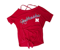Youth Girls Nebraska Ballerina Tee Nebraska Cornhuskers, Nebraska  Youth, Huskers  Youth, Nebraska Youth Girls Nebraska  Ballerina Tee, Huskers Youth Girls Nebraska  Ballerina Tee