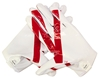 Youth Red N White Receiver Gloves Nebraska Cornhuskers, Nebraska  Youth, Huskers  Youth, Nebraska Youth Red White Reciever Gloves, Huskers Youth Red White Reciever Gloves