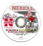 2014 Nebraska vs Iowa DVD