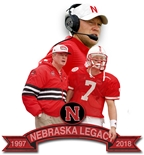 2018 Nebraska vs Iowa DVD