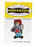 3 Inch Herbie Patch
