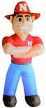 7 Foot Inflatable Herbie Husker