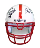 Abdullah N Henery Autographed Mini Speed Helmet