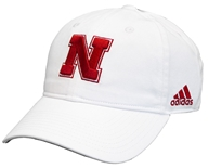 Adidas 2020 Huskers Cotton Slouch Cap