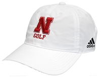 Adidas 2020 Huskers Golf Performance Slouch Lid