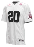 Adidas Blackshirts 2020 Alternate Jersey - White