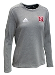 Adidas Husker Womens Game Mode Sweater
