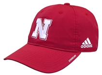 Adidas Huskers 2020 Head Coach Sideline Cap