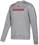 Adidas Huskers Locker Official Crew Sweat
