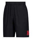 Adidas Nebraska Crazy-Train Shorts