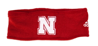 Adidas Nebraska N Coaches Earband